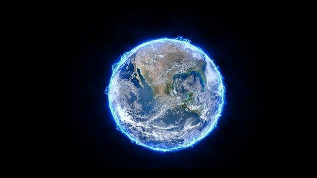 Druvides_Das Elektromagnetische Kraftfeld und das Leben_Die elektrische Hülle der Erde